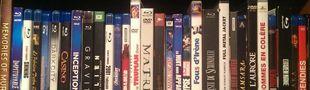 Cover mes films en blu-ray et dvd