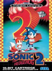 Jaquette Sonic the Hedgehog 2