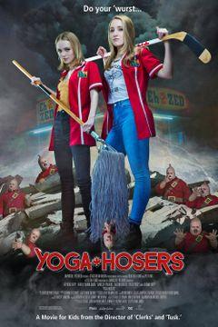 Affiche Yoga Hosers