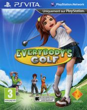 Jaquette Everybody's Golf