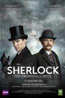 Affiche Sherlock : L'Effroyable Mariée