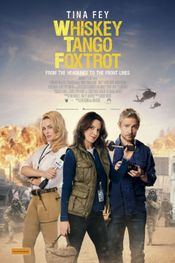 Affiche Whiskey Tango Foxtrot