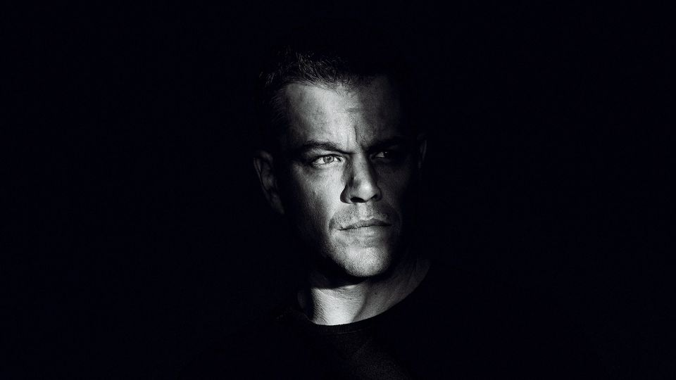 Jason Bourne Kinox