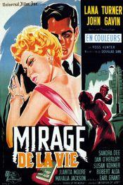 Affiche Mirage de la vie