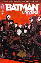 Couverture Batman Univers #8
