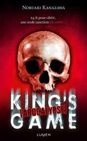Couverture King's Game Apocalypse