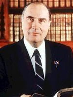Photo François Mitterrand