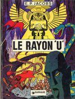 Couverture Le Rayon U
