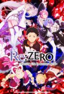 Affiche Re:Zero Starting Life in Another World