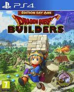 Jaquette Dragon Quest Builders