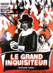 Affiche Le Grand Inquisiteur