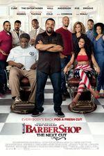 Affiche Barbershop : The Next Cut