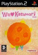 Jaquette We Love Katamari