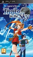 Jaquette The Legend of Heroes : Trails in the Sky