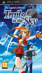 Jaquette The Legend of Heroes: Trails in the Sky