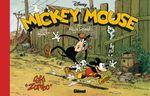 Couverture Café Zombo - Mickey vu par..., tome 4