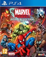 Jaquette Marvel Pinball: Epic collection - Volume 1