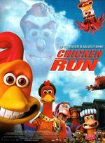 Affiche Chicken Run