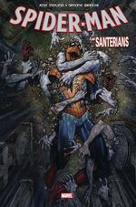 Couverture Spider-Man : Les Santerians