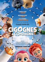 Affiche Cigognes & compagnie