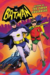 Affiche Batman : Le Retour des justiciers masqués