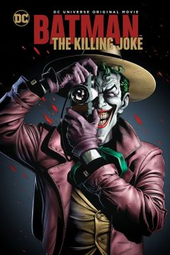 Affiche Batman : The Killing Joke