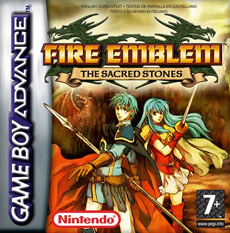 La plus belle jaquette de FE1 à FE 15! - Page 3 Fire_Emblem_The_Sacred_Stones