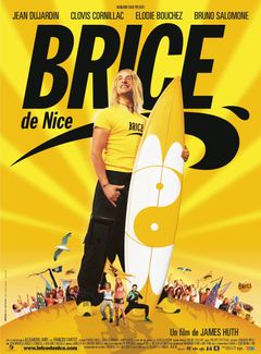 Affiche Brice de Nice