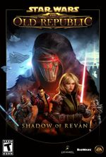Jaquette Star Wars : The Old Republic - Shadow of Revan