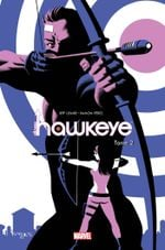 Couverture Les Hawkeye - All-New Hawkeye, tome 2