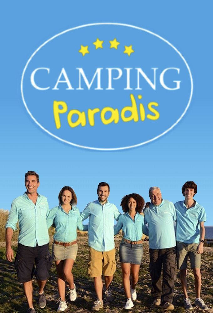 affiches posters et images de camping paradis 2006 senscritique. Black Bedroom Furniture Sets. Home Design Ideas