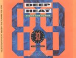 Pochette Deep Heat '89: Fight the Flame