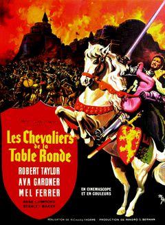 Avis sur le film les chevaliers de la table ronde 1953 - Expose sur les chevaliers de la table ronde ...