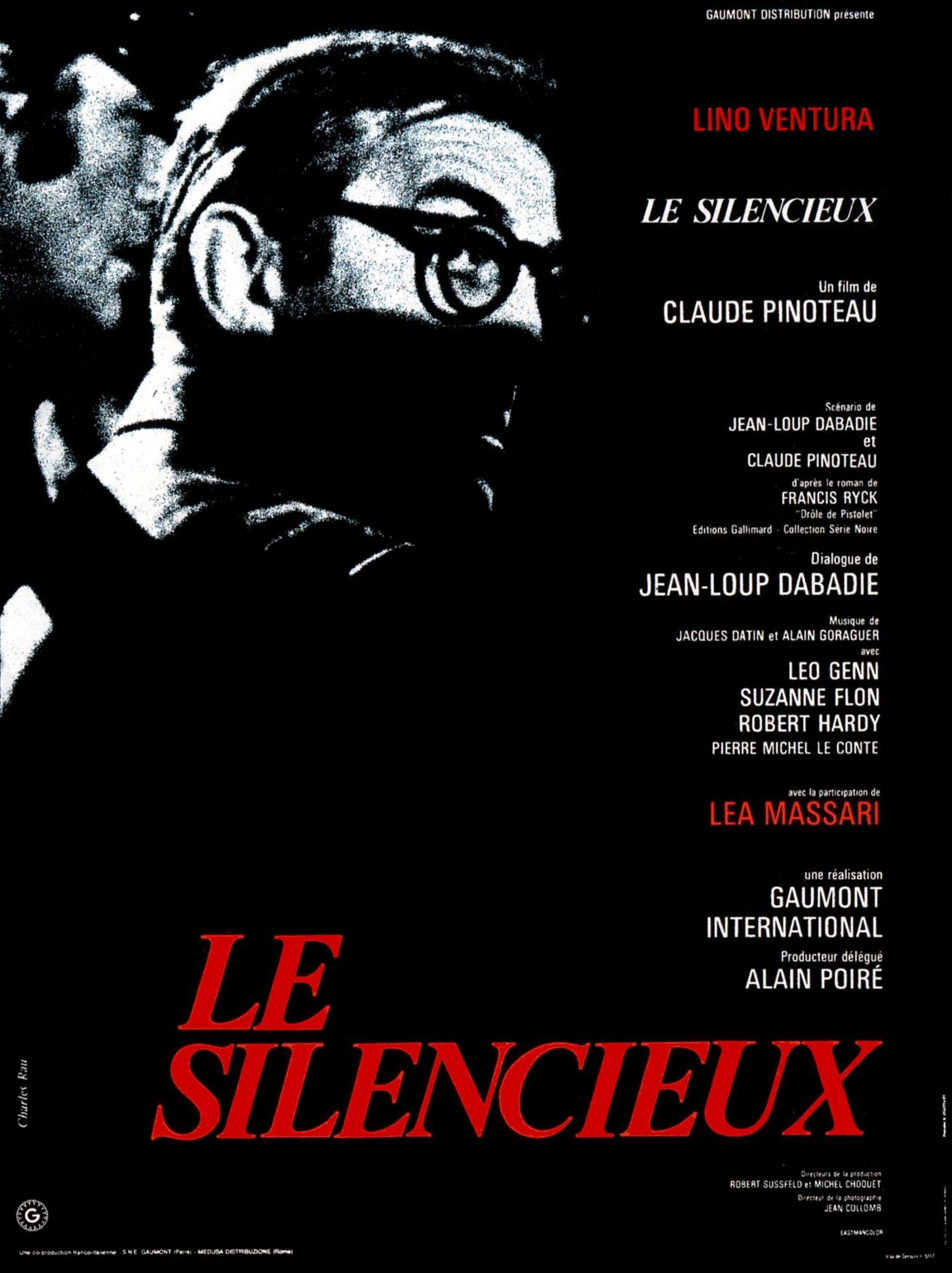 Votre dernier film visionné - Page 19 Le_Silencieux