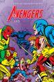 Couverture 1975 - The Avengers : L'Intégrale, tome 12