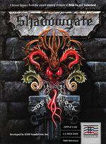 Jaquette Shadowgate
