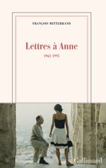 Couverture Lettres à Anne 1962-1995