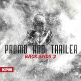 Pochette Promo and Trailer: Back Ends 2 (OST)