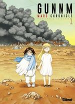 Couverture Gunnm Mars Chronicle, tome 1