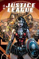 Couverture La Guerre de Darkseid, 2ème partie - Justice League, tome 10