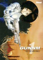 Couverture Gunnm - Édition originale, tome 1