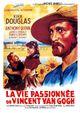 Affiche La Vie passionnée de Vincent van Gogh