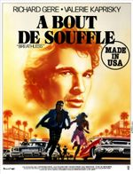 Affiche À bout de souffle Made in USA