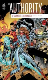 Couverture The Authority : Les Années Stormwatch, tome 1