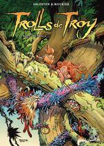 Couverture À l'école des Trolls - Trolls de Troy, tome 22