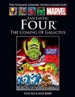 Couverture Les Quatre Fantastiques : Alors Vint Galactus