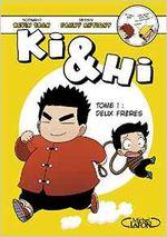 Couverture Ki & Hi