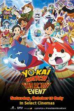 Affiche Yo-kai Watch: The Movie