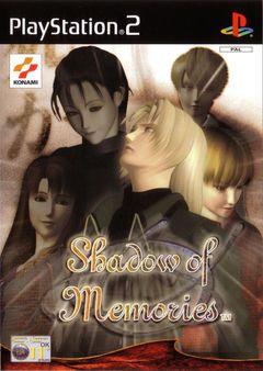 Jaquette Shadow of Memories
