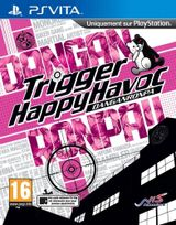 Jaquette DanganRonpa : Trigger Happy Havoc